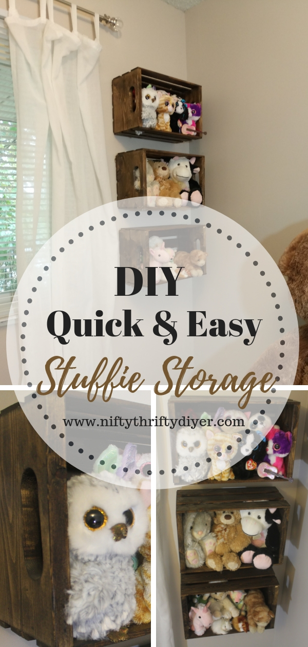 Diy Stuffed Animal Storage Organizing Solutions For Small Spaces