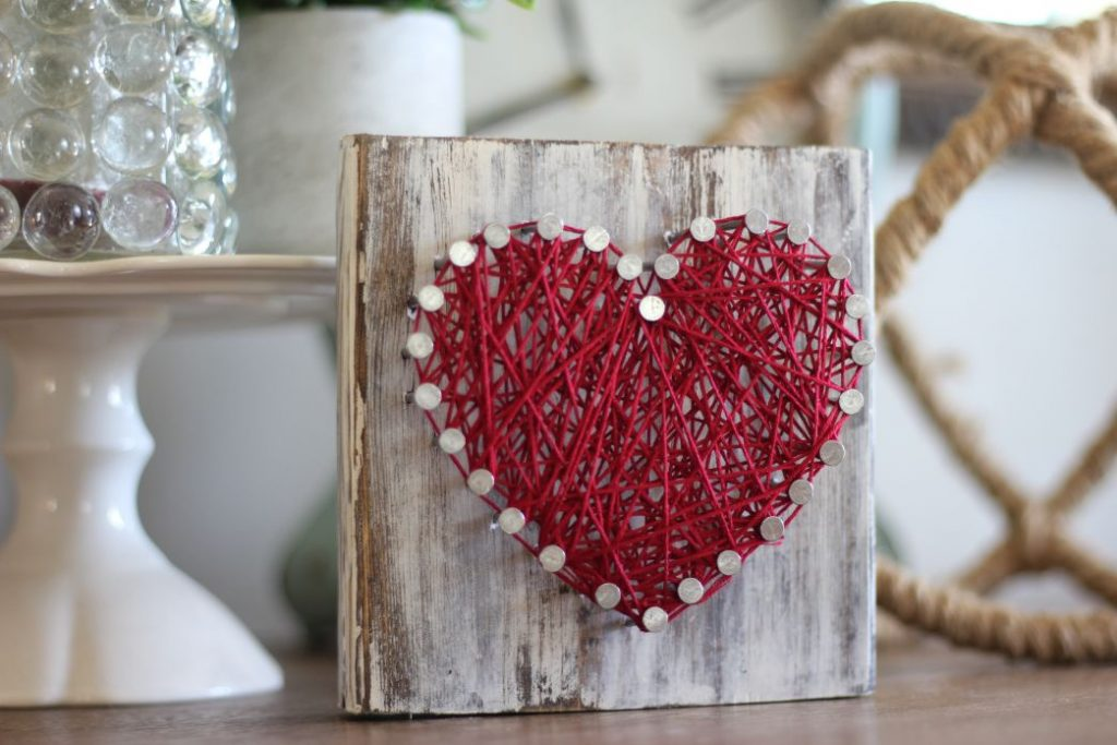 15 DIY Valentine Home Decor Ideas