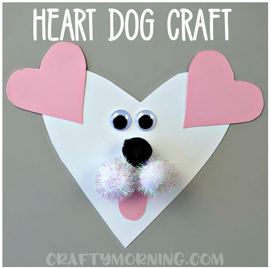 25 Valentines Crafts for Kids