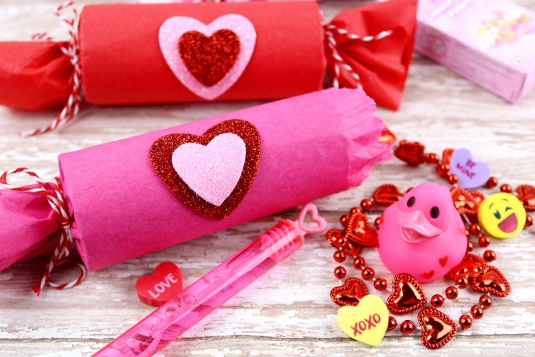 DIY 25 Valentines Crafts for Kids