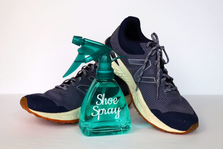 DIY Shoe Deodorizer